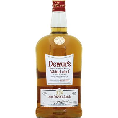 Dewars Whisky, Scotch, Blended