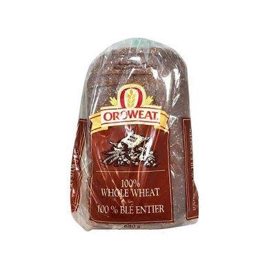 Oroweat 100% Whole Wheat Bread