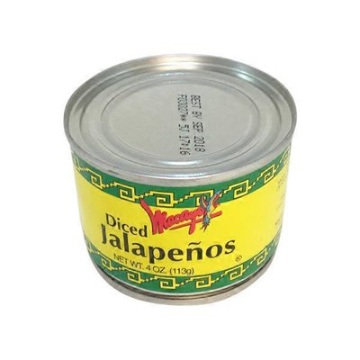 Macayo's Diced Jalapenos