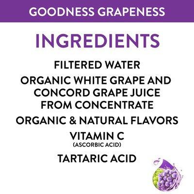 Honest Kids Goodness Grapeness Grape Fruit Juice