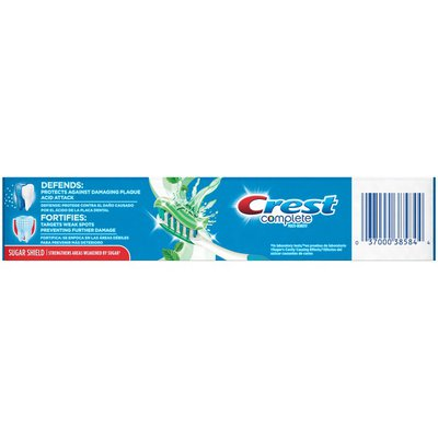 Crest Whitening + Scope Minty Fresh Striped Toothpaste
