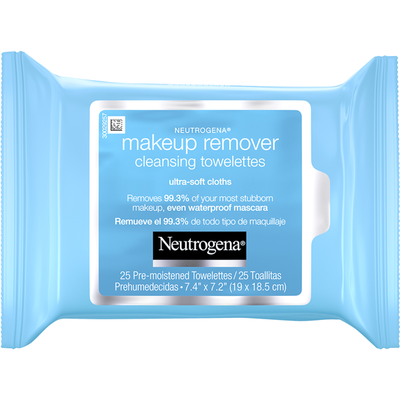 Neutrogena® Makeup Remover Cleansing Towelettes