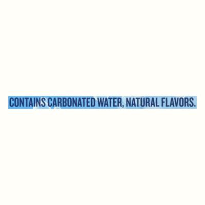 Polar Seltzer, 100% Natural, Black Cherry