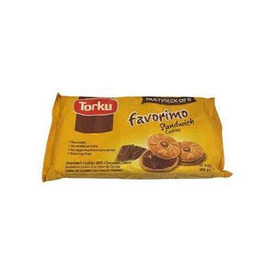 Torku Favorimo Choc Cream Cookies
