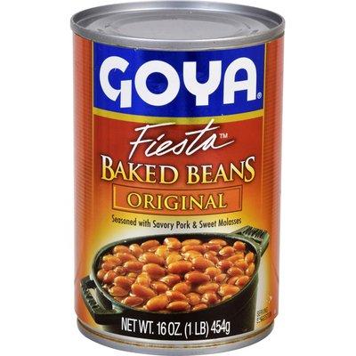 Goya Fiesta Baked Beans, Original