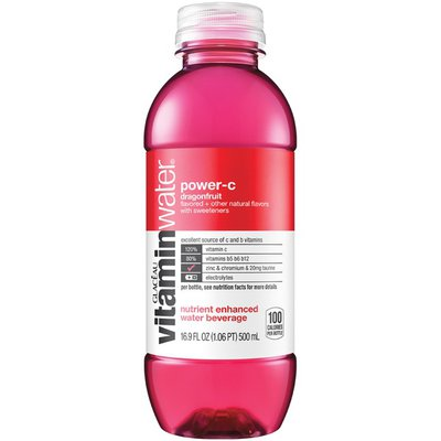 Glaceau Vitaminwater Power-C Dragonfruit Vitaminwater