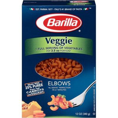Barilla Veggie Elbows Pasta