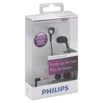 Philips Headphones, In Ear