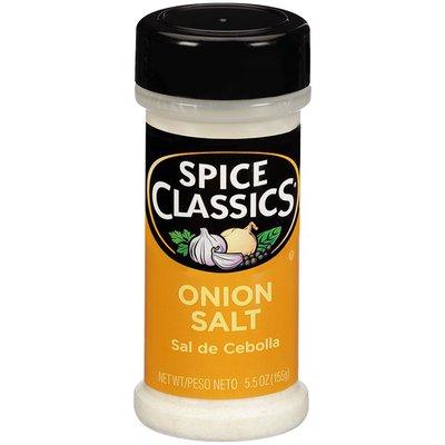 Spice Classics® Onion Salt