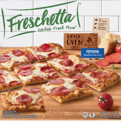 Freschetta Brick Oven Crust Pepperoni Pizza
