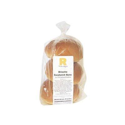 Röckenwagner Brioche Sandwich Buns