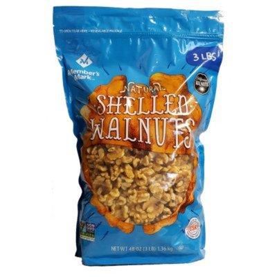 Member's Mark Natural Shelled Walnuts