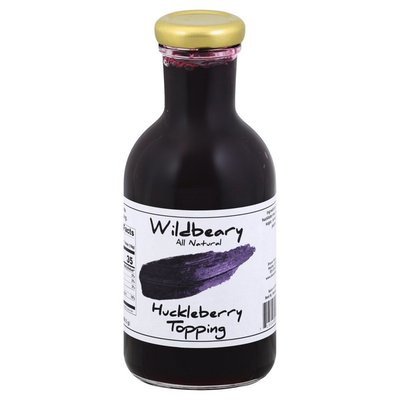 Wildbeary Topping, Huckleberry