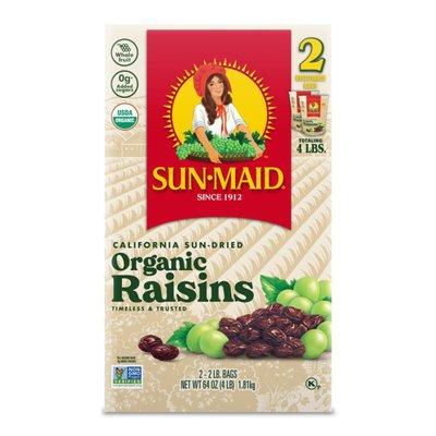 Sun-Maid Organic Raisins