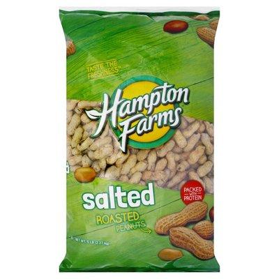 Hampton Farms Salted Roasted Peanuts