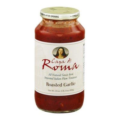 Capa di Roma Tomato Sauce Roasted Garlic