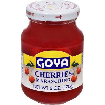 Goya Maraschino Cherries