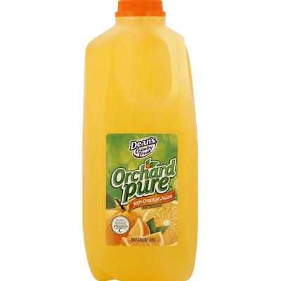 Dean's Country Fresh 100% Juice, Orange