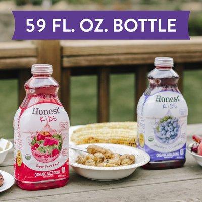 Honest Tea Goodness Grapeness Organic Juice Drink