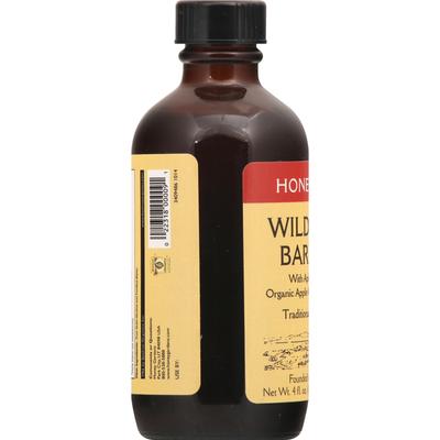 Honey Gardens Bark Syrup, Wild Cherry