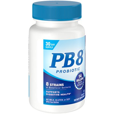 Nutrition Now Pb8™ Probiotic Supplement For Men And Women, 60 Count