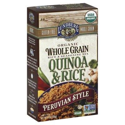 Lundberg Family Farms Quinoa & Rice, Peruvian Style