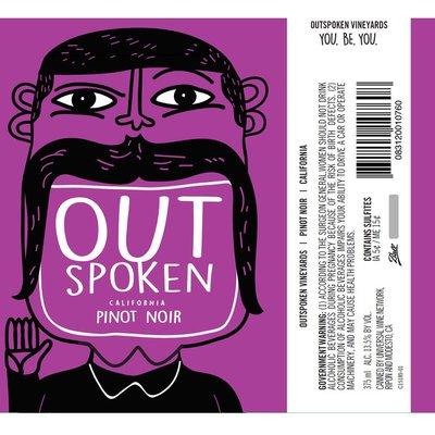 Outspoken® Outspoken Pinot Noir Red Wine