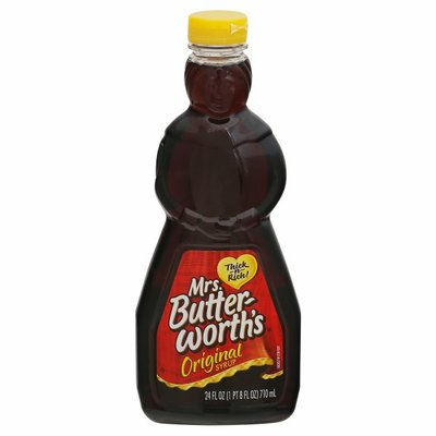 Mrs. Butterworth's Syrup, Original, Thick 'n Rich