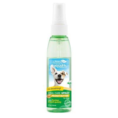 TropiClean Fresh Breath Dog Oral Care Spray