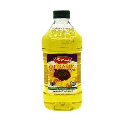 Bettino Organic Sunflower Oil