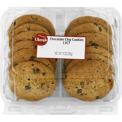Ukrops Cookies, Chocolate Chip
