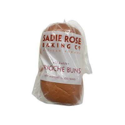 Sadie Rose Baking Co. Buns, Brioche