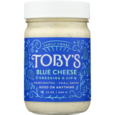Toby's Blue Cheese Dressing & Dip