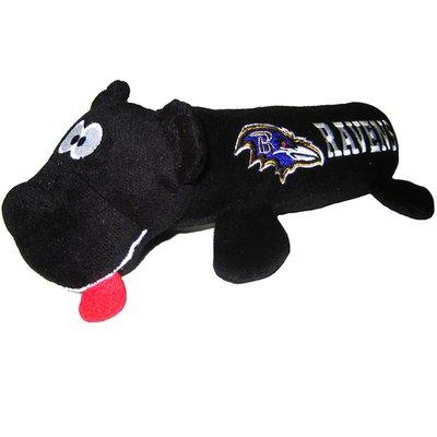 Pets First Baltimore Ravens Dog Tube Toy