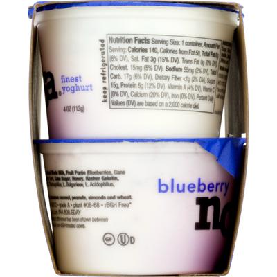 noosa Blueberry Yoghurt
