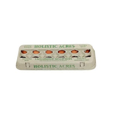 Holistic Acres Mixed Size Unclassified Eggs