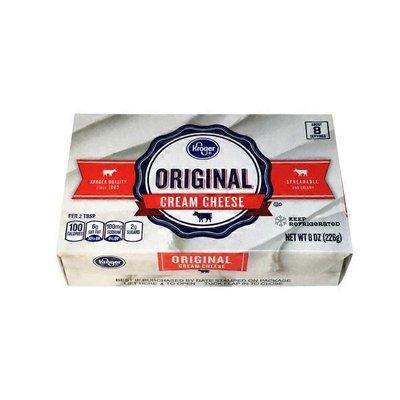 Kroger Original Cream Cheese