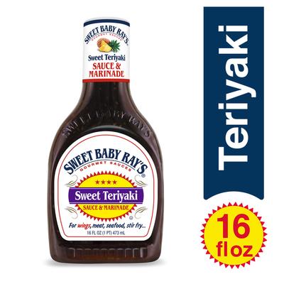 Sweet Baby Ray's Sauce & Marinade, Sweet Teriyaki