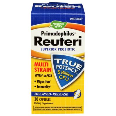 Nature's Way Primadophilus® Reuteri Probiotics