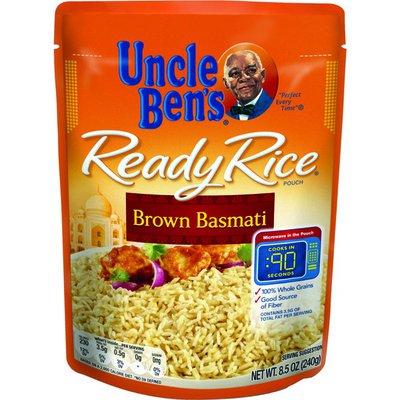 Uncle Ben's READY RICE Brown Basmati