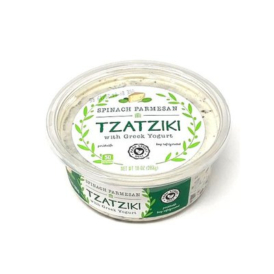 Park Street Deli Spinach Parmesan Tzatziki Dip