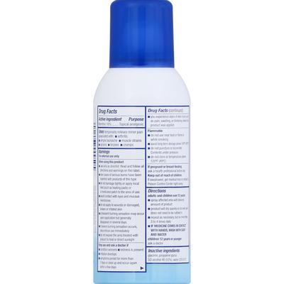 Icy Hot Pain Relief Spray, Maximum Strength