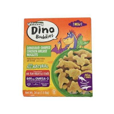Yummy No Antibiotics Ever Dino Buddy Chicken Nuggets