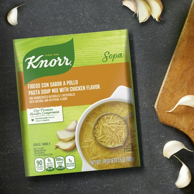 Knorr Pasta Soup with Chicken