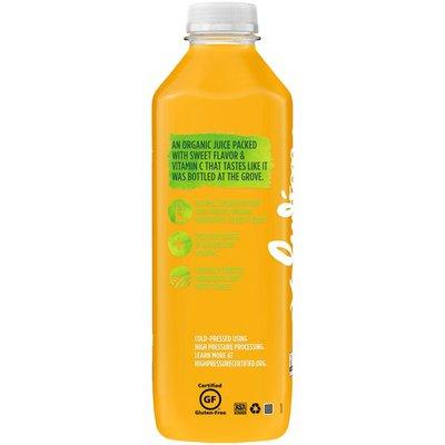 Evolution Fresh Pure Orange Cold-Pressed Organic Orange Juice