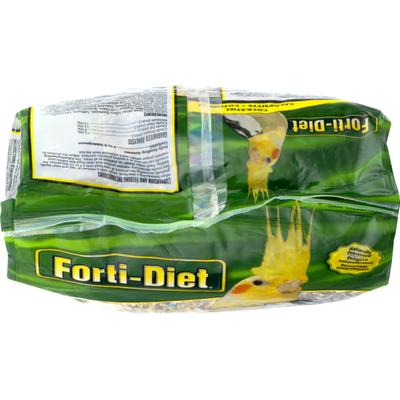 Forti-Diet Cockatiel Nutritionally Fortified Food
