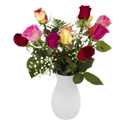Ahold Rainbow Roses