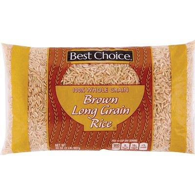Best Choice Brown Long Grain Rice