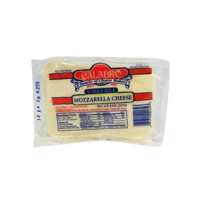 Calabro Whole Milk Mozzarella Cheese