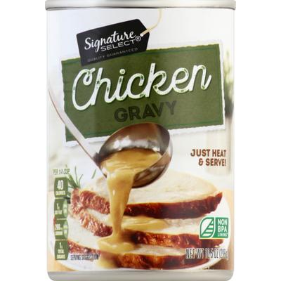 Signature Kitchens Gravy, Chicken